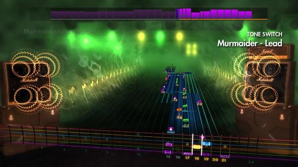 Скриншот №3 к Rocksmith® 2014 Edition – Remastered – Dethklok Song Pack II
