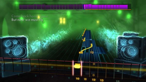 Скриншот №1 к Rocksmith® 2014 Edition – Remastered – Dethklok Song Pack II