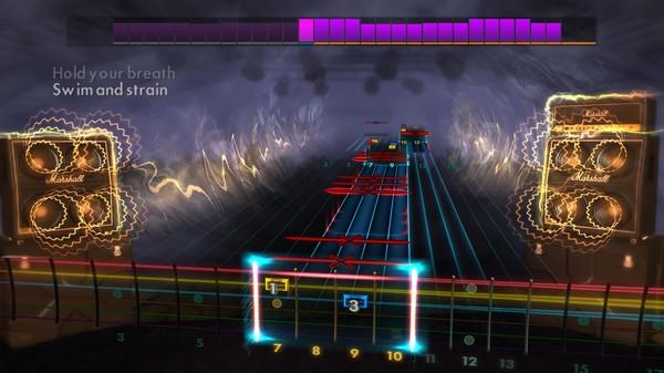 """Скриншот №2 к Rocksmith® 2014 Edition – Remastered – Dethklok - """"Murmaider"""""""