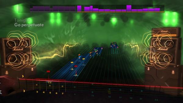 "Скриншот №3 к Rocksmith® 2014 Edition – Remastered – Dethklok - ""Bloodlines"""
