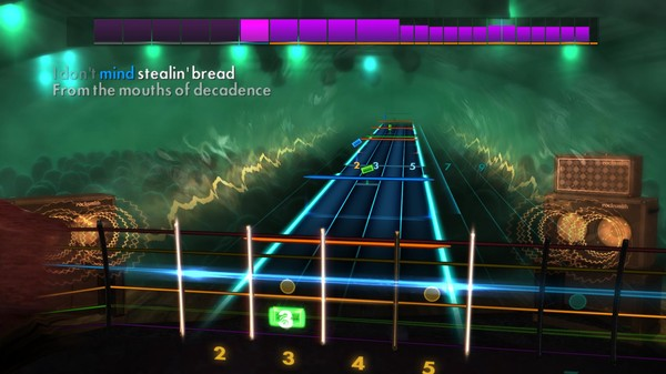 Скриншот №1 к Rocksmith® 2014 Edition – Remastered – Variety Song Pack XIV