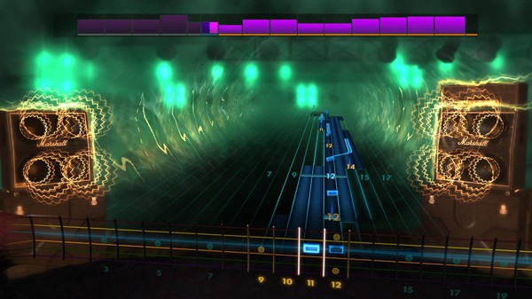 Скриншот №3 к Rocksmith® 2014 Edition – Remastered – Variety Song Pack XIV