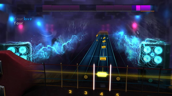"Скриншот №4 к Rocksmith® 2014 Edition – Remastered – The Outfield - ""Your Love"""