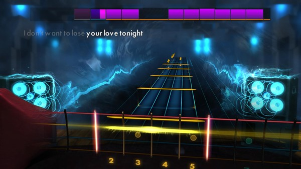 "Скриншот №3 к Rocksmith® 2014 Edition – Remastered – The Outfield - ""Your Love"""