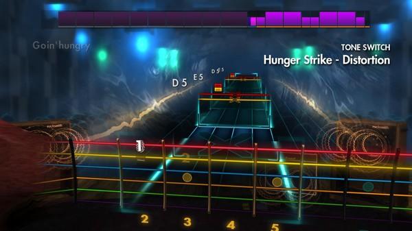 "Скриншот №1 к Rocksmith® 2014 Edition – Remastered – Temple of the Dog - ""Hunger Strike"""