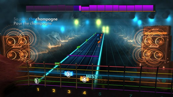 "Скриншот №5 к Rocksmith® 2014 Edition – Remastered – Panic! at the Disco - ""I Write Sins Not Tragedies"""