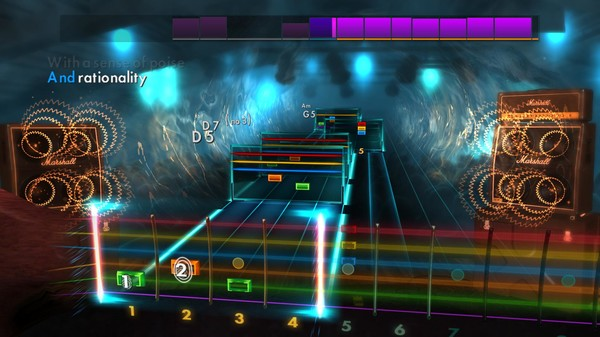 "Скриншот №2 к Rocksmith® 2014 Edition – Remastered – Panic! at the Disco - ""I Write Sins Not Tragedies"""