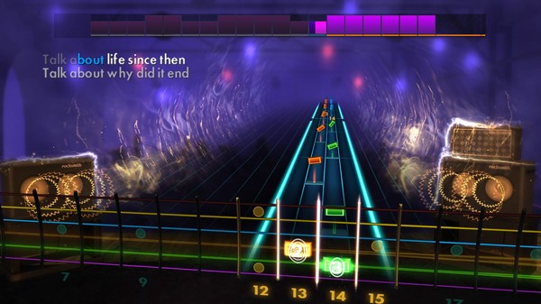 Скриншот №4 к Rocksmith® 2014 Edition – Remastered – Stereophonics Song Pack