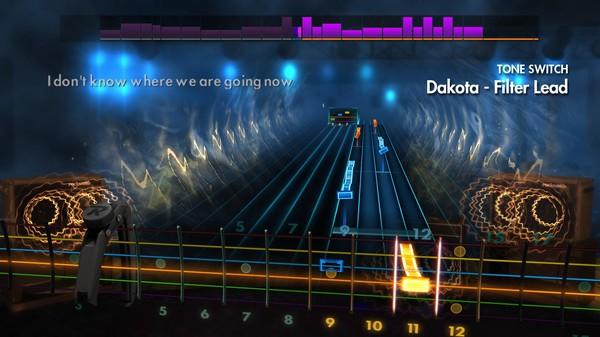 "Скриншот №3 к Rocksmith® 2014 Edition – Remastered – Stereophonics - ""Dakota"""