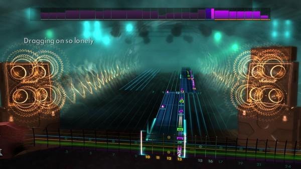 "Скриншот №2 к Rocksmith® 2014 Edition – Remastered – Godsmack - ""Keep Away"""