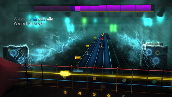 """Скриншот №5 к Rocksmith® 2014 Edition – Remastered – New Radicals - """"You Get What You Give"""""""