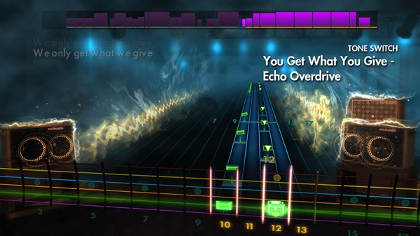 """Скриншот №1 к Rocksmith® 2014 Edition – Remastered – New Radicals - """"You Get What You Give"""""""