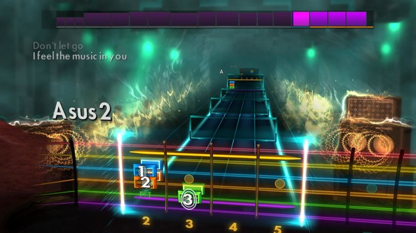 """Скриншот №2 к Rocksmith® 2014 Edition – Remastered – New Radicals - """"You Get What You Give"""""""