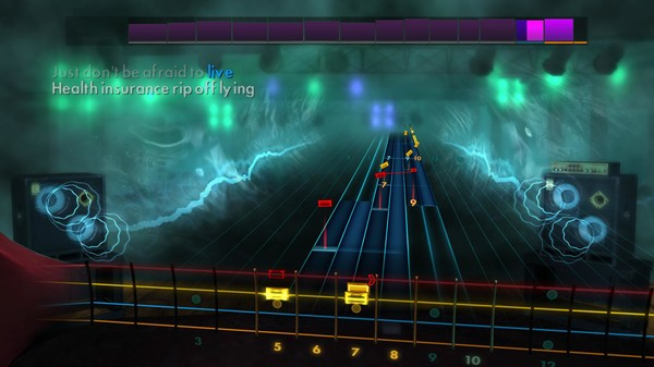 """Скриншот №4 к Rocksmith® 2014 Edition – Remastered – New Radicals - """"You Get What You Give"""""""