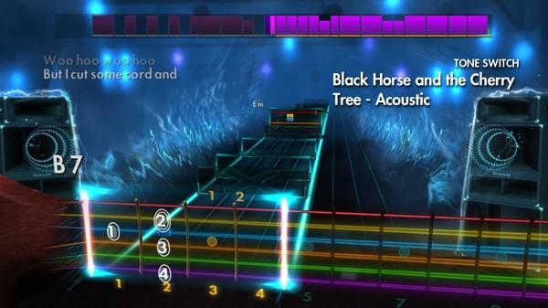 Скриншот №2 к Rocksmith® 2014 Edition – Remastered – KT Tunstall Song Pack