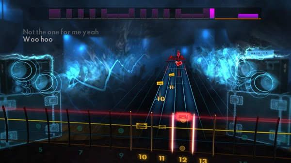 Скриншот №1 к Rocksmith® 2014 Edition – Remastered – KT Tunstall Song Pack