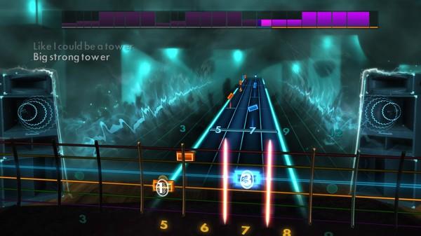 "Скриншот №1 к Rocksmith® 2014 Edition – Remastered – KT Tunstall - ""Suddenly I See"""