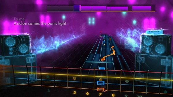 "Скриншот №4 к Rocksmith® 2014 Edition – Remastered – KT Tunstall - ""Other Side of the World"""