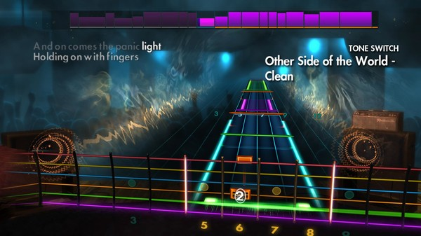 "Скриншот №1 к Rocksmith® 2014 Edition – Remastered – KT Tunstall - ""Other Side of the World"""