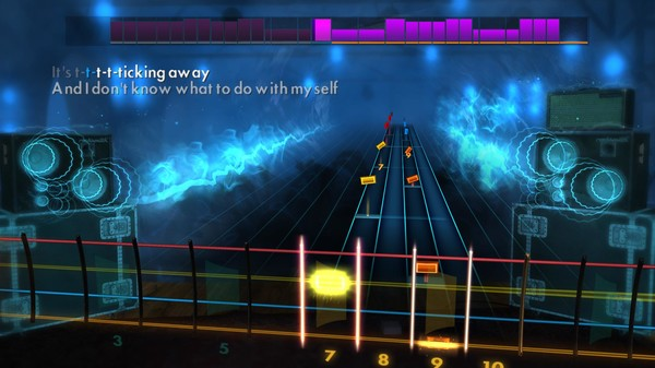 Скриншот №2 к Rocksmith® 2014 Edition – Remastered – 80s Mix Song Pack V
