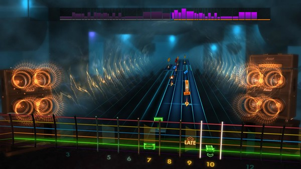Скриншот №4 к Rocksmith® 2014 Edition – Remastered – 80s Mix Song Pack V