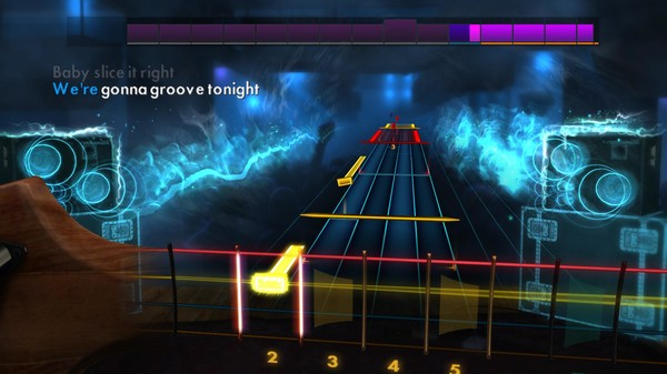 Скриншот №5 к Rocksmith® 2014 Edition – Remastered – 80s Mix Song Pack V