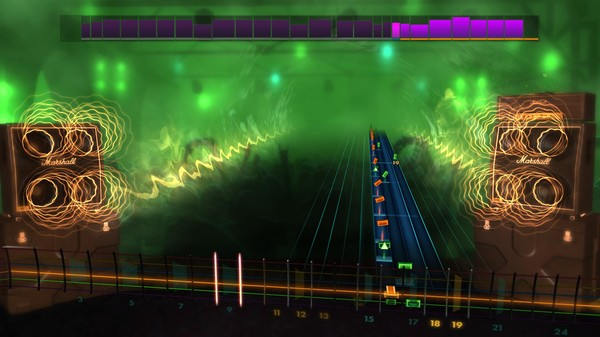 "Скриншот №4 к Rocksmith® 2014 Edition – Remastered – Billy Squier - ""Lonely is the Night"""
