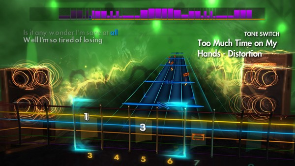 """Скриншот №3 к Rocksmith® 2014 Edition – Remastered – Styx - """"Too Much Time on My Hands"""""""
