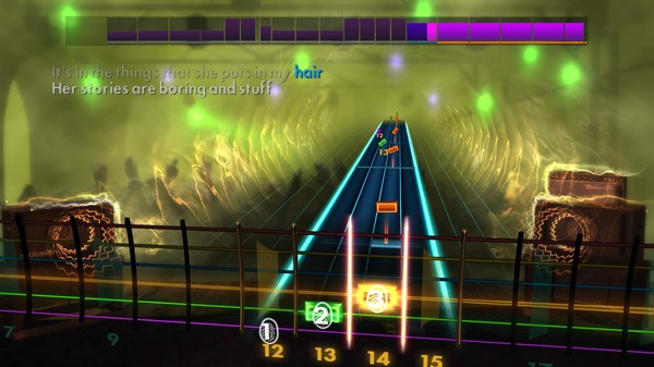 """Скриншот №1 к Rocksmith® 2014 Edition – Remastered – Interpol - """"Obstacle 1"""""""
