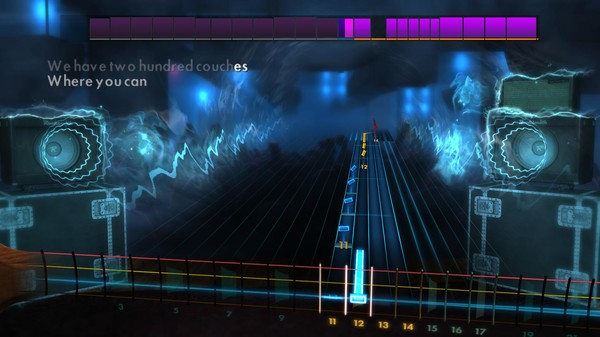 "Скриншот №2 к Rocksmith® 2014 Edition – Remastered – Interpol - ""PDA"""