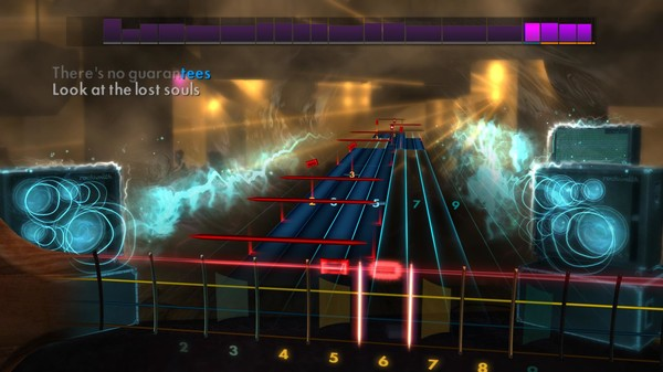 Скриншот №2 к Rocksmith® 2014 Edition – Remastered – Metal Mix Song Pack