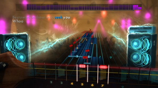 Скриншот №5 к Rocksmith® 2014 Edition – Remastered – Metal Mix Song Pack