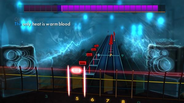 "Скриншот №3 к Rocksmith® 2014 Edition – Remastered – Darkthrone - ""Transilvanian Hunger"""