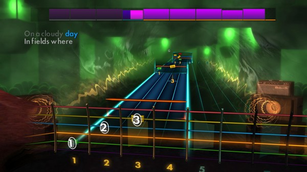 Скриншот №1 к Rocksmith® 2014 Edition – Remastered – Norah Jones Song Pack