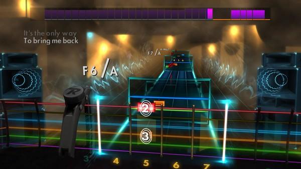"""Скриншот №3 к Rocksmith® 2014 Edition – Remastered – Norah Jones - """"Sunrise"""""""
