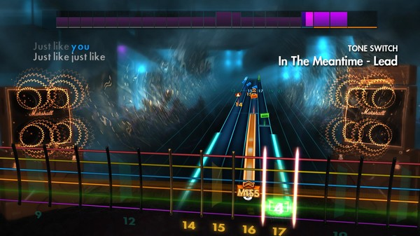 Скриншот №3 к Rocksmith® 2014 Edition – Remastered – Variety Song Pack XV