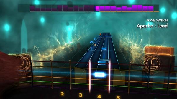 "Скриншот №2 к Rocksmith® 2014 Edition – Remastered – The Shadows - ""Apache"""
