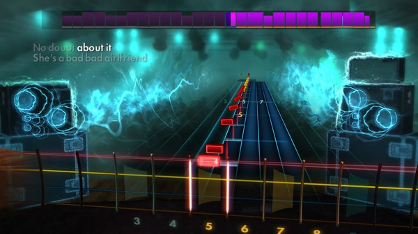 Скриншот №4 к Rocksmith® 2014 Edition – Remastered – 2000s Mix Song Pack IV