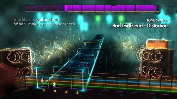 Скриншот №5 к Rocksmith® 2014 Edition – Remastered – 2000s Mix Song Pack IV