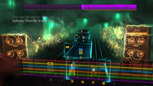 Скриншот №2 к Rocksmith® 2014 Edition – Remastered – 2000s Mix Song Pack IV