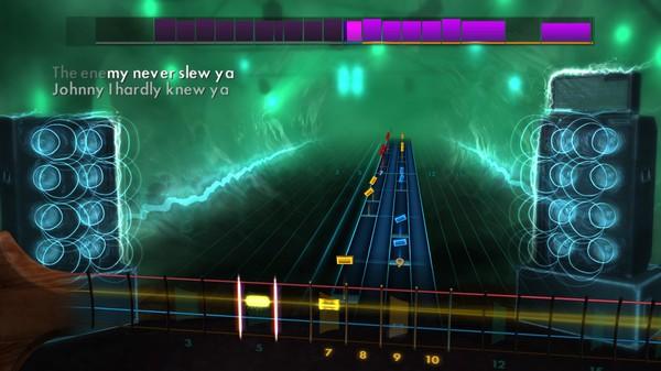 "Скриншот №1 к Rocksmith® 2014 Edition – Remastered – Dropkick Murphys - ""Johnny I Hardly Knew Ya"""