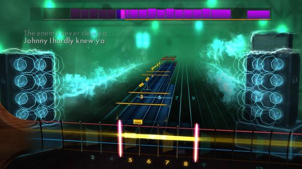 "Скриншот №2 к Rocksmith® 2014 Edition – Remastered – Dropkick Murphys - ""Johnny I Hardly Knew Ya"""