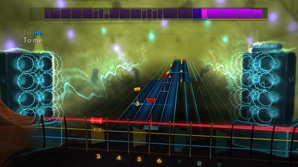 Скриншот №4 к Rocksmith® 2014 Edition – Remastered – Radiohead Song Pack II