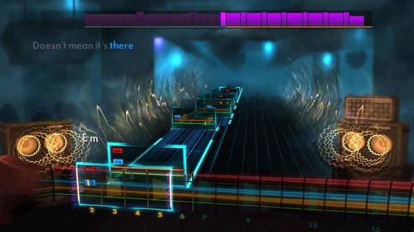 "Скриншот №1 к Rocksmith® 2014 Edition – Remastered – Radiohead - ""There There"""