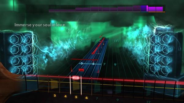 """Скриншот №5 к Rocksmith® 2014 Edition – Remastered – Radiohead - """"Street Spirit Fade Out"""""""