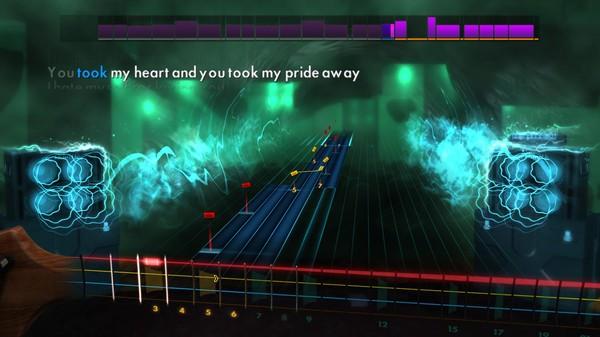 Скриншот №1 к Rocksmith® 2014 Edition – Remastered – Joan Jett Song Pack