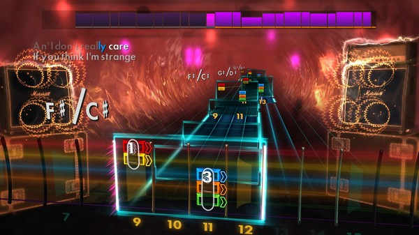 Скриншот №4 к Rocksmith® 2014 Edition – Remastered – Joan Jett Song Pack