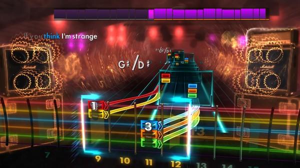 "Скриншот №2 к Rocksmith® 2014 Edition – Remastered – Joan Jett - ""Bad Reputation"""