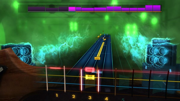 "Скриншот №5 к Rocksmith® 2014 Edition – Remastered – Joan Jett  the Blackhearts - ""Crimson  Clover"""