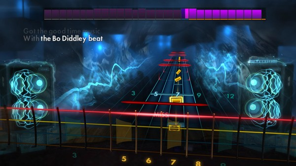 Скриншот №2 к Rocksmith® 2014 Edition – Remastered – 70s Mix Song Pack IV